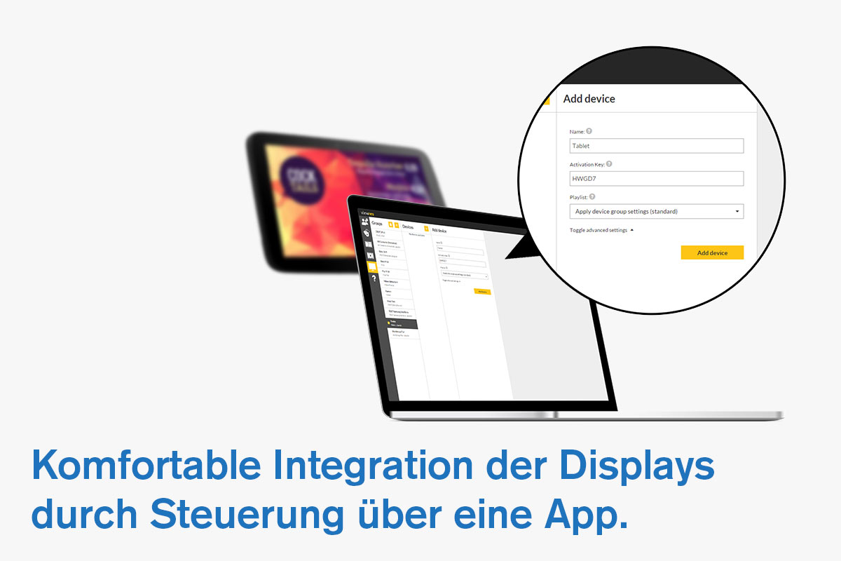 Viewneo Integration